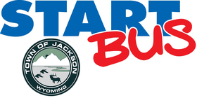 Town of Jackson Start Bus Logo