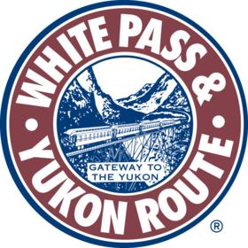 WHITE PASS YUKON ROUTE Logo