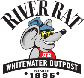 River Rat Whitewater Logo