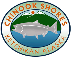 Chinook Shores Lodge Logo