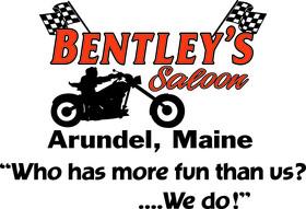 Bentley's Saloon & Campground Logo