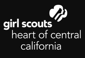 Girl Scouts Heart of Central California Logo
