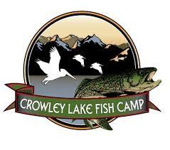 Crowley Lake Fish Camp Logo