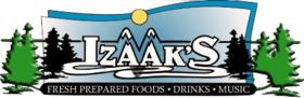 Izaaks Restaurant Logo