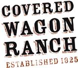 Covered Wagon Ranch Logo