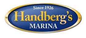 Handberg's Marina Logo