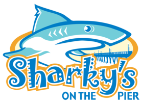 Sharky's on the Pier Logo
