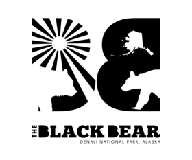 The Black Bear Logo