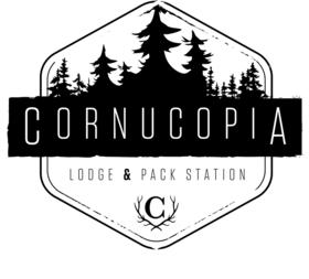 Cornucopia Lodge & Pack Station Logo