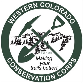 Western Colorado Conservation Corps Logo