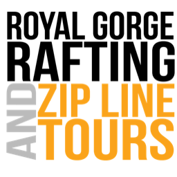 Royal Gorge Rafting & Zip Line Tours Logo