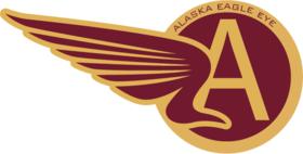 Alaska Eagle Eye Logo