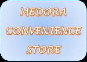 Medora Convenience Store Logo
