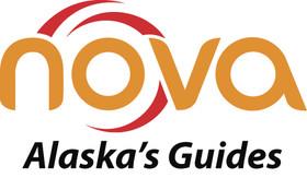 NOVA Alaska Guides Logo
