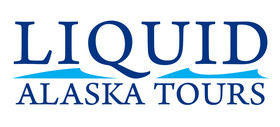 Liquid Alaska Tours Logo