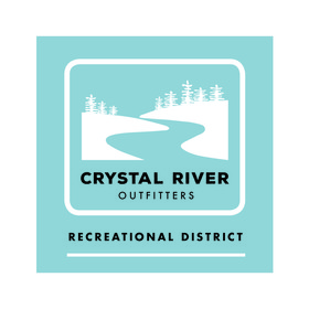 Crystal River Outfitters Recreational District Logo