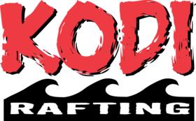 KODI Rafting Logo