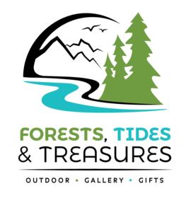 Forests, Tides & Treasures Logo