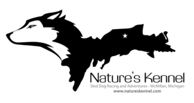 Nature's Kennel Sled Dog Adventures Logo