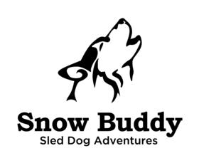 Snow Buddy Sled Dog Tours Logo