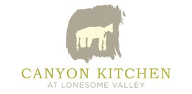 Canyon Kitchen at Lonesome Valley Logo