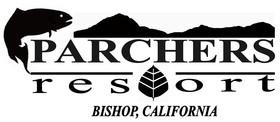 Parchers Resort & South Lake Boat Landing Logo