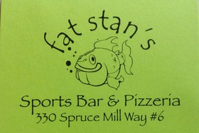 Fat Stan's Sports Bar and Pizzeria Logo