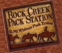 Rock Creek Pack Station Logo