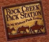Rock Creek Pack Station Logo