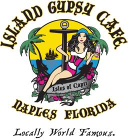 Island Gypsy Cafe & Marina Bar Logo