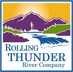Rolling Thunder River Company Logo