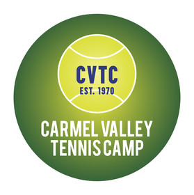 Carmel Valley Tennis Camp Logo