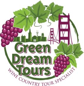 Green Dream Tours Logo
