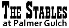 Palmer Gulch Stables Logo