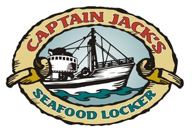 Captain Jack's Seafood Locker Logo