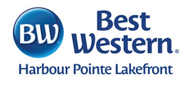 Best Western Harbour Pointe Lakefront Logo