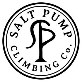 Salt Pump Climbing Co. Logo