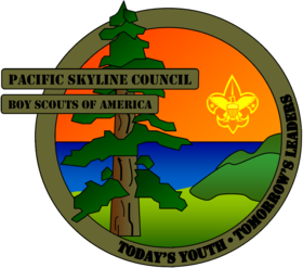 Pacific Skyline Council, BSA Logo