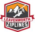 Leavenworth Ziplines Logo