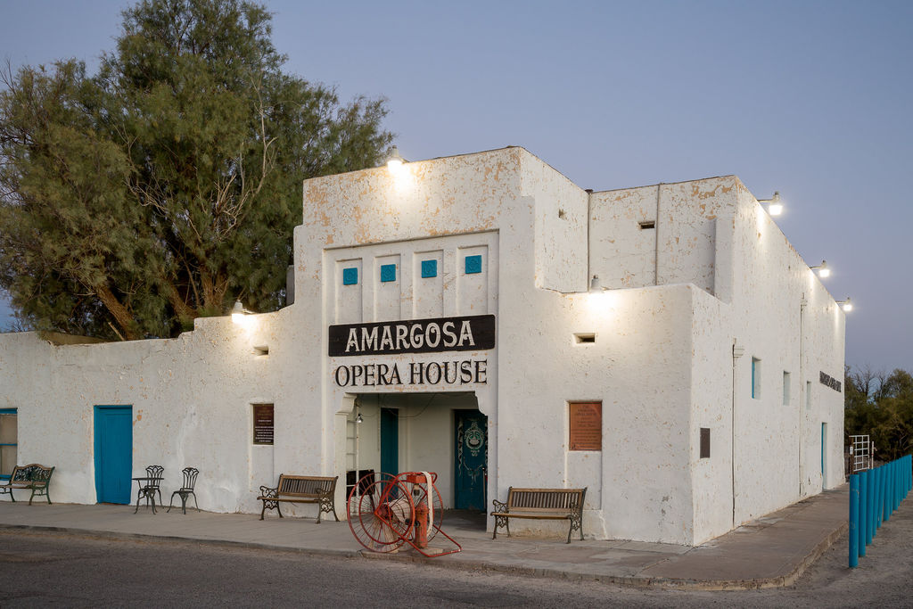 Amargosa Opera House, Inc  - Are you interested in historic