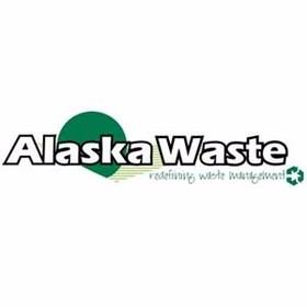 Alaska Waste Logo