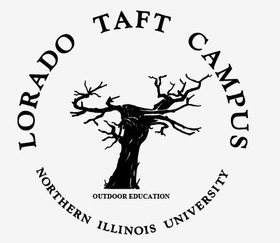 NIU Lorado Taft Field Campus Logo