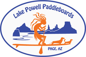 Lake Powell Paddleboards Logo