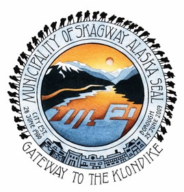 Municipality of Skagway Logo