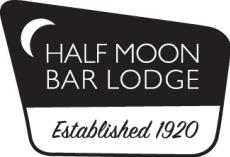 Half Moon Bar Lodge Logo