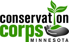Conservation Corps of Minnesota and Iowa Logo