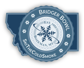 Bridger Bowl Ski Area Logo