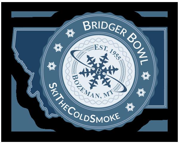 Bridger Bowl Ski Area Logo