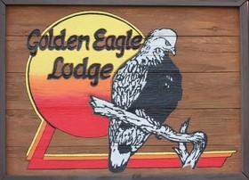 Golden Eagle Lodge Logo