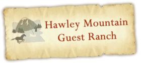 Hawley Mountain Guest Ranch Logo